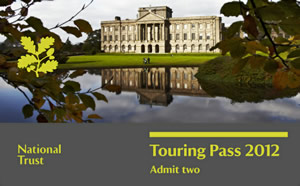 National Trust Touring Pass