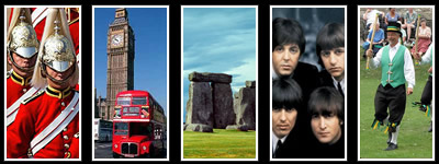 Great British Icons - BritEvents.com