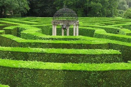 Get Lost in Britain's Best Mazes