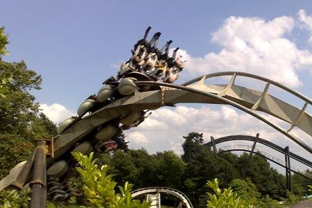 Britain's Best Rollercoasters