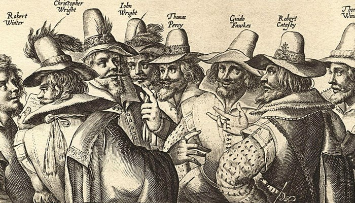Guy Fawkes Day history