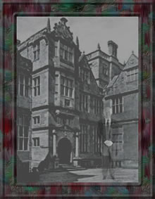 Condover Hall Haunted
