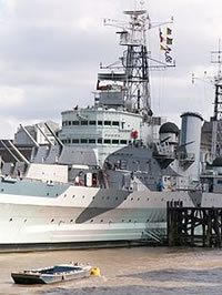 Historic Ship HMS Belfast