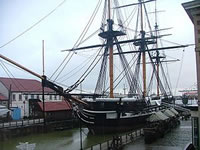Historic Ship HMS Trincomalee