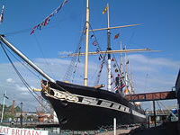 Historic Ship SS Great Britain