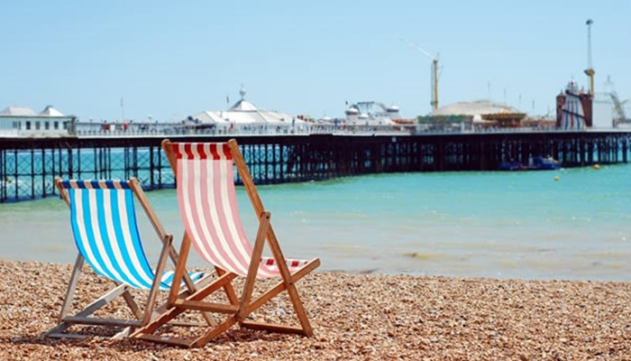 The top ten British seaside towns