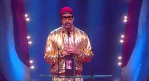 Ali G steals the show on C4 Comedy Awards