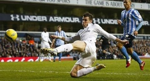 Bale wins PFA Player & Young Player Awards