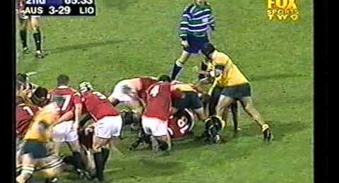 British & Irish Lions - BritEvents mock squad