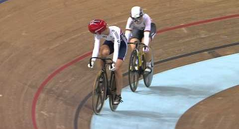 British track cyclists set for greatness