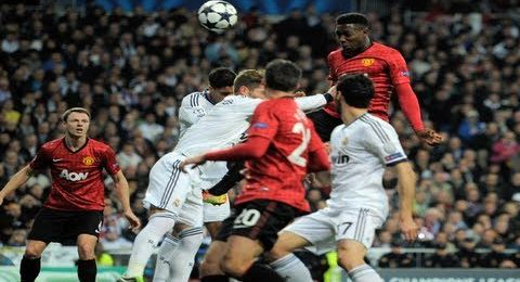 Champions League - Utd showdown with Real