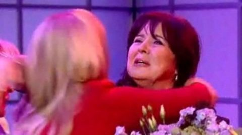 Coleen Nolan let loose