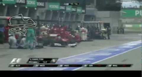 F1 - Raikkonen powers on in Malaysia