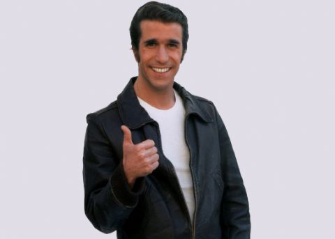 Fonz honoured by the Queen