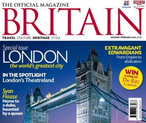 Free issue of Britain magazine