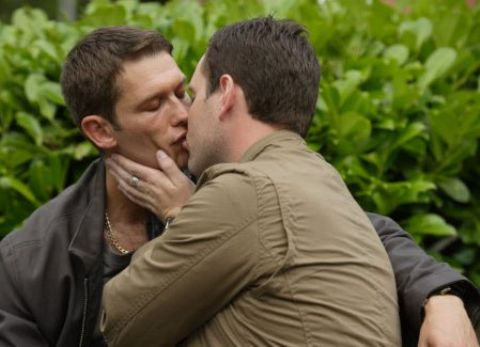 Gay kiss ban on pre-watershed TV proposed
