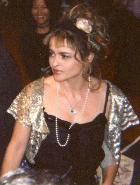 Helena Bonham Carter honoured