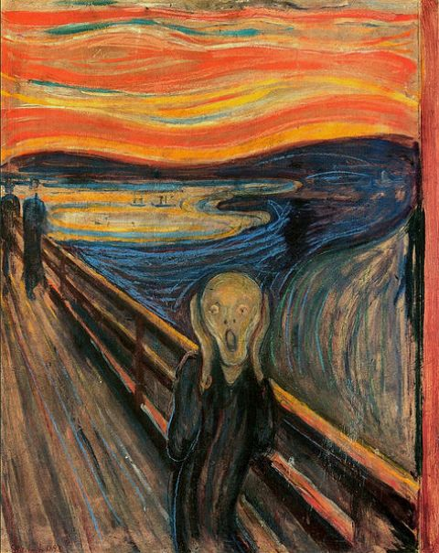 Iconic Scream painting to be auctioned