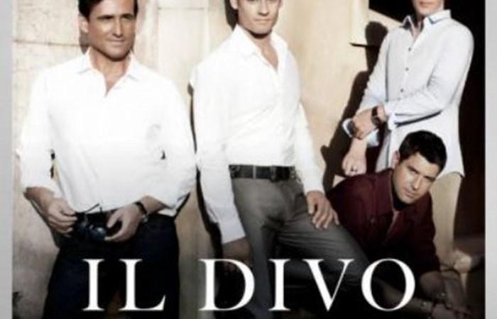 Il divo tour uk in 2012 - Il divo news ...
