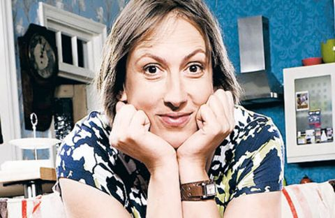 Miranda Hart tipped for comedy awards