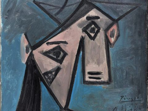 Picasso painting stolen from gallery