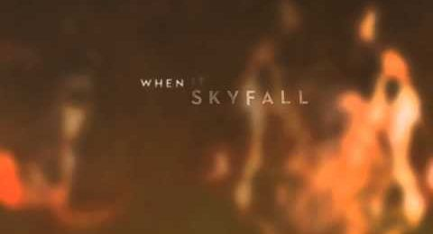 Skyfall song moves James Bond actor to tears