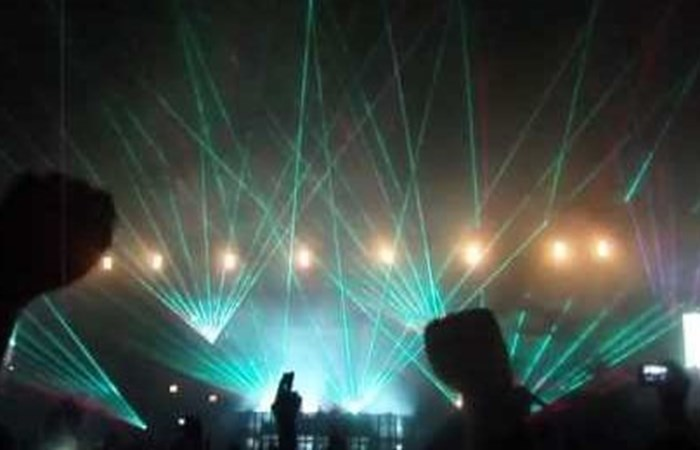 Stabbings at Swedish House Mafia gig