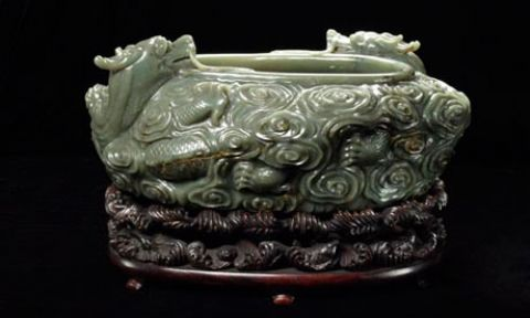 Stolen Chinese treasures recovered