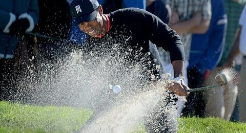 Tiger Woods back on top of world rankings