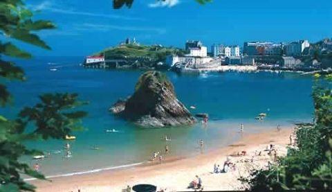 Welsh coast is greatest region on earth