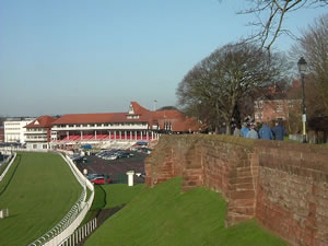 Chester Races Roman Day