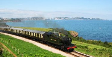 Paignton And Dartmouth Steam Railway