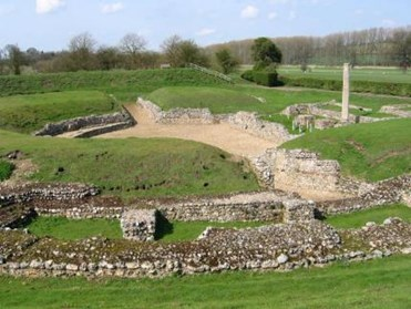 Roman Theatre Of Verulamium