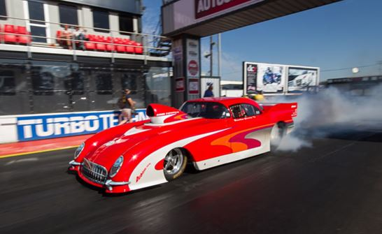 Fia European Drag Racing Championships final Round