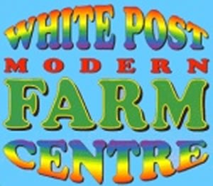 White Post Modern Farm Centre